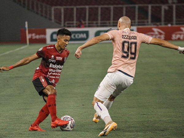 Teco puji penampilan Andhika Wijaya saat menghadapi Persik Kediri