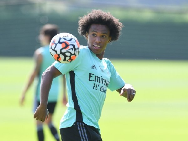 Willian kembali ke Corinthians