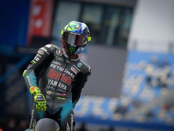 Valentino Rossi akui COVID-19 buatnya semakin mantap untuk ambil keputusan pensiun.
