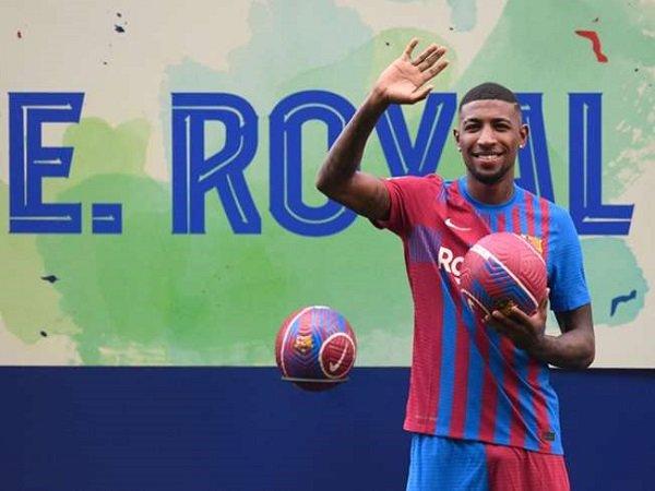 Meski baru gabung, Emerson Royal harus angkat kaki dari Barcelona. (Images: Getty)