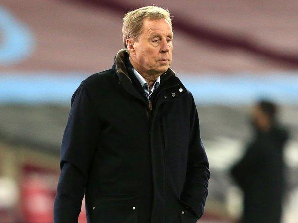 Eks pelatih Tottenham Hotspur, Harry Redknapp.