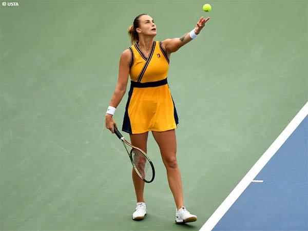 Aryna Sabalenka masih terlalu tangguh bagi Tamara Zidansek di US Open 2021