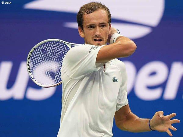 Daniil Medvedev meluncur ke babak ketiga US Open 2021 untuk kali keempat