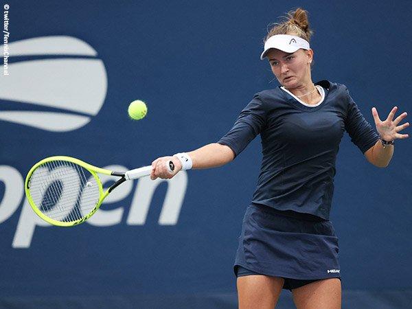 Barbora Krejcikova masih terlalu tangguh bagi Christina Mchale di US Open 2021