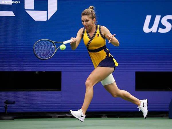 Simona Halep tampil perkasa demi maju ke babak ketiga US Open 2021