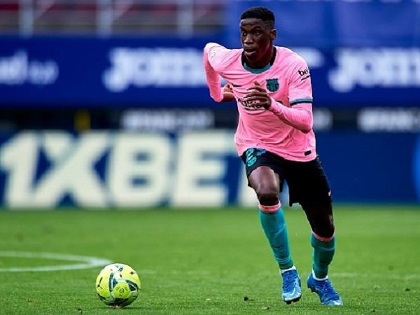 Ilaix Moriba telah resmi pindah ke RB Leipzig. (Images: Getty)