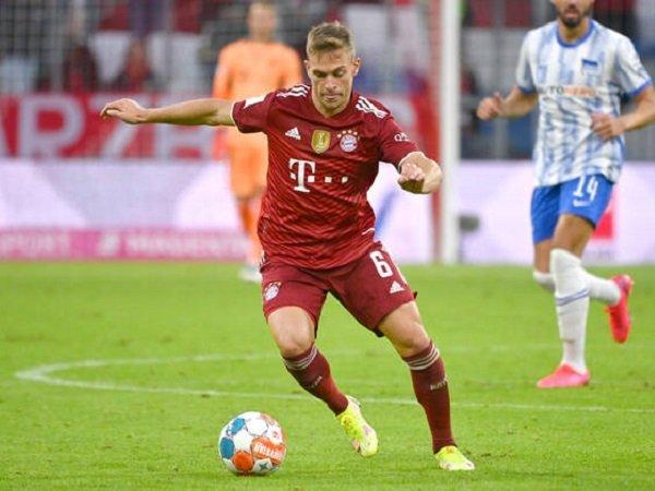 Joshua Kimmich akui Jamal Musiala jadi salah satu alasannya bertahan di Bayern.