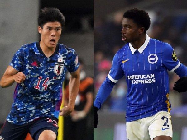 Arsenal memilih Takehiro Tomiyasu daripada Tariq Lamptey