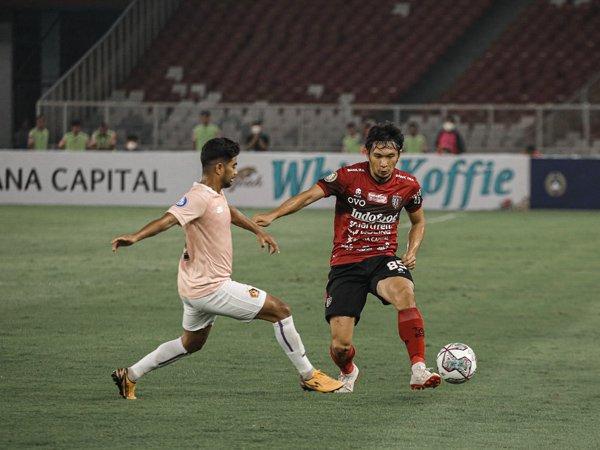 Pemain senior Bali United, Michael Orah
