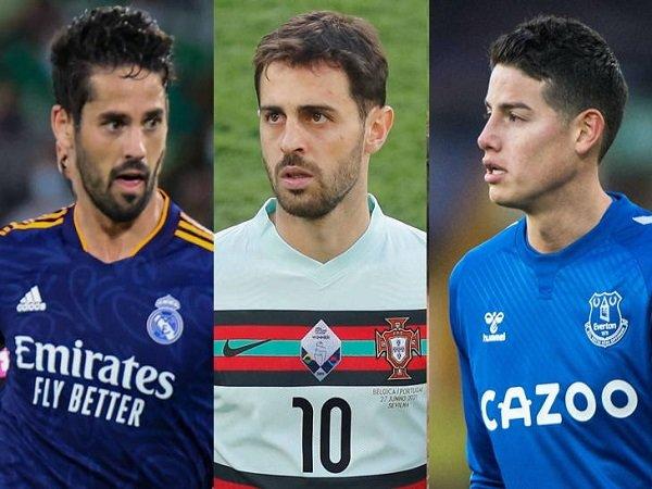 Tiga playmaker yang ditolak AC Milan