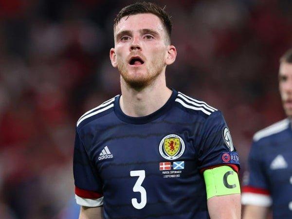Robertson Akui Skotlandia Kalah Kelas dari Denmark