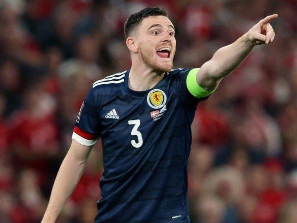 Robertson Berharap Skotlandia Bisa Bangkit Saat Lawan Moldova