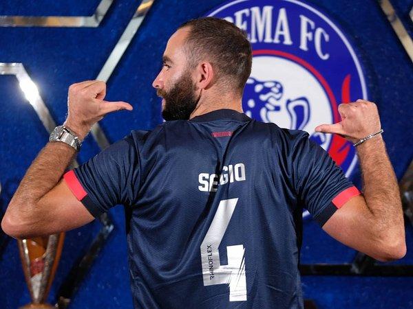 Almeida memastikan Sergio Silva tak tampil di laga perdana