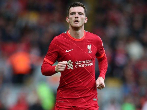 Bek Liverpool, Andrew Robertson.