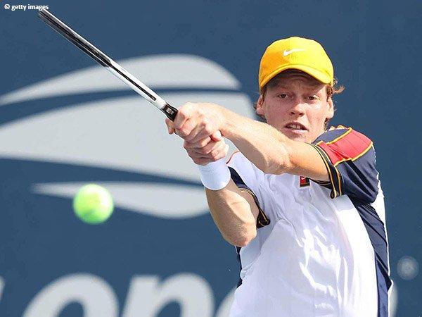 Jannik Sinner pantang menyerah demi maju ke babak ketiga US Open 2021