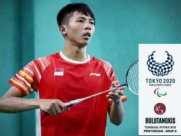 Dheva Anrimusthi Lolos Semifinal Paralimpiade Tokyo 2020