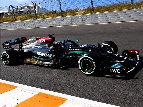 Hasil gemilang dicetak Lewis Hamilton.