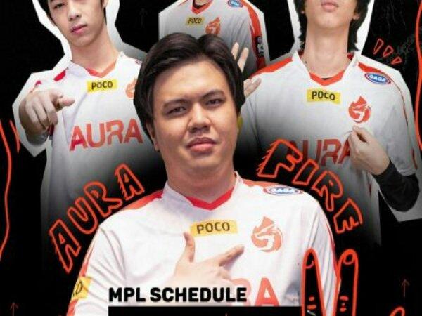 Hasil MPL ID Season 8: Aura Fire Tanpa Ampun Kalahkan Geek Fam ID