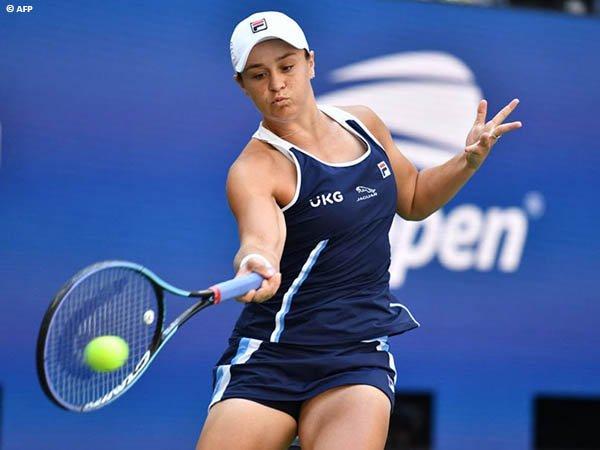 Ashleigh Barty pulangkan Clara Tauson dari US Open 2021