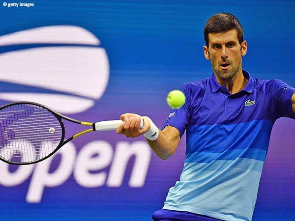 Novak Djokovic tak beri peluang kepada Tallon Griekspoor di US Open 2021