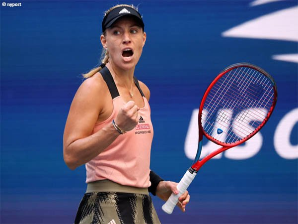 Angelique Kerber paksa Anhelina Kalinina berkemas dari US Open 2021