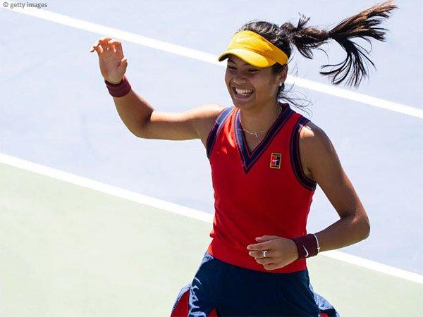 Langkah Emma Raducanu di US Open 2021 belum terpatahkan
