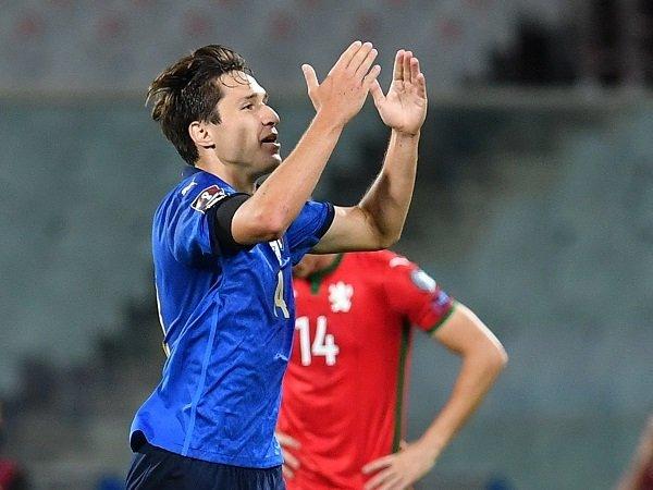 Federico Chiesa gagal berikan kemenangan untuk Italia.