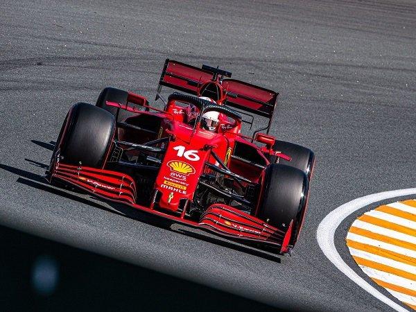 Charles Leclerc yakin bisa tampil maksimal di GP Belanda.