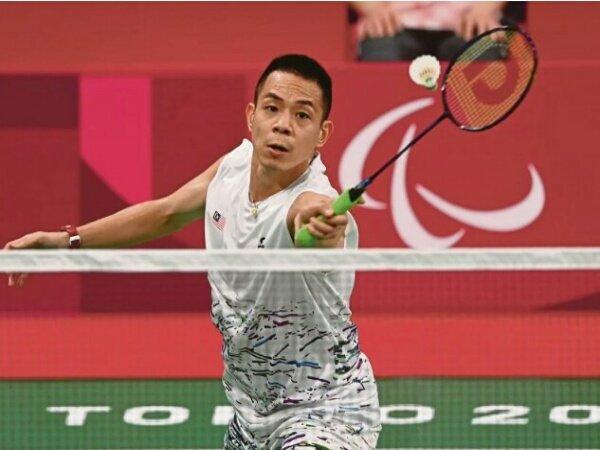 Cheah Liek Hou Berpeluang Hadapi Dheva di Final Paralimpiade Tokyo 2020