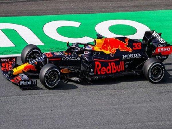 Hasil gemilang dicatat Max Verstappen.