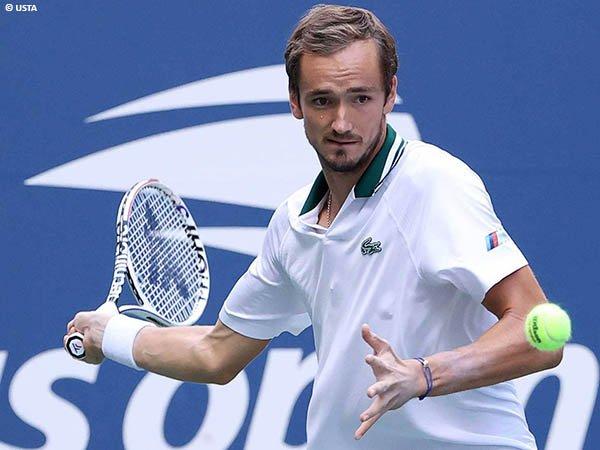Daniil Medvedev bukukan satu tempat di babak keempat US Open 2021