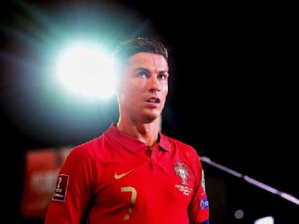 Cristiano Ronaldo kirim pesan pada rekan-rekan setimnya di Manchester United