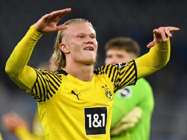 Arsene Wenger puji Erling Haaland dari Borussia Dortmund