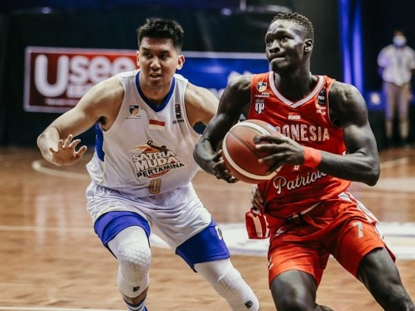 Kesempatan Serigne dan Dame Berjuang Tembus Skuat Timnas Basket Indonesia. (Images: IBL)
