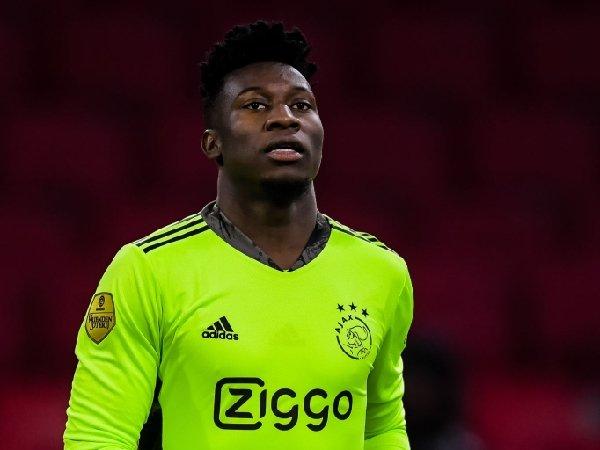 Andre Onana sempat dikaitkan dengan Arsenal