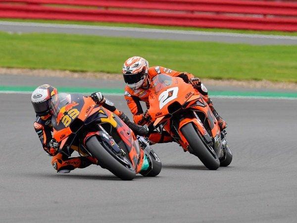 KTM optimistis bisa lihat pebalapnya berbicara banyak di GP Aragon.