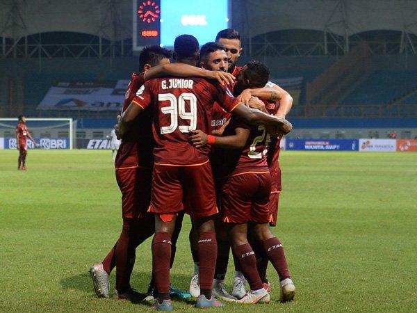 Borneo FC tampil sempurna di laga pertama Liga 1