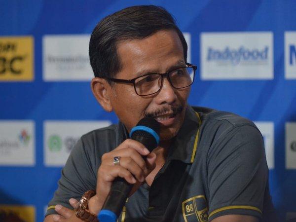 Pelatih Barito Putera, Djadjang Nurdjaman