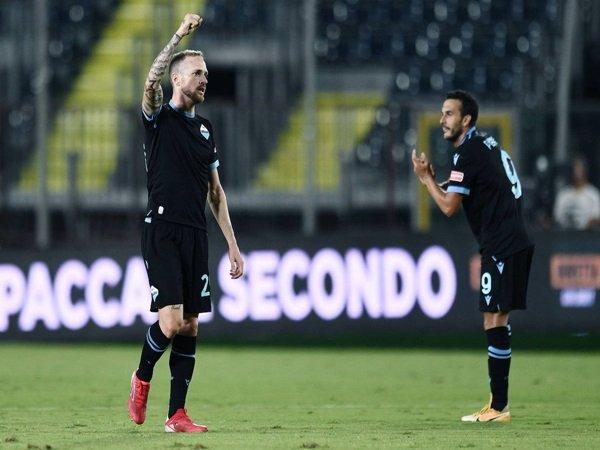 Lazio terancam tanpa Lazzari dan Luiz Felipe vs Milan