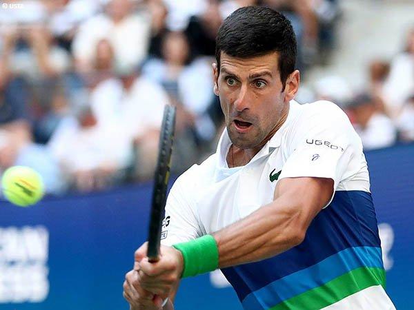 Novak Djokovic pulangkan Kei Nishikori dari US Open 2021