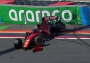 Kecelakaan Saat Latihan, Sainz Berhasil Raih P6 di Kualifikasi GP Belanda