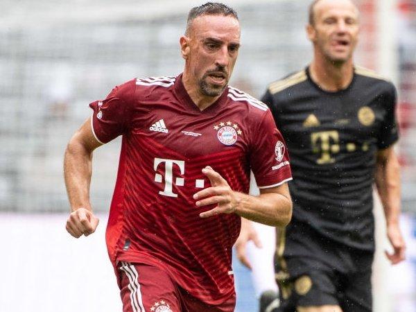 Ribery Akhirnya Temukan Klub Tujuan Selanjutnya