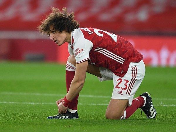 David Luiz kabarnya sedang didekati oleh Salernitana.