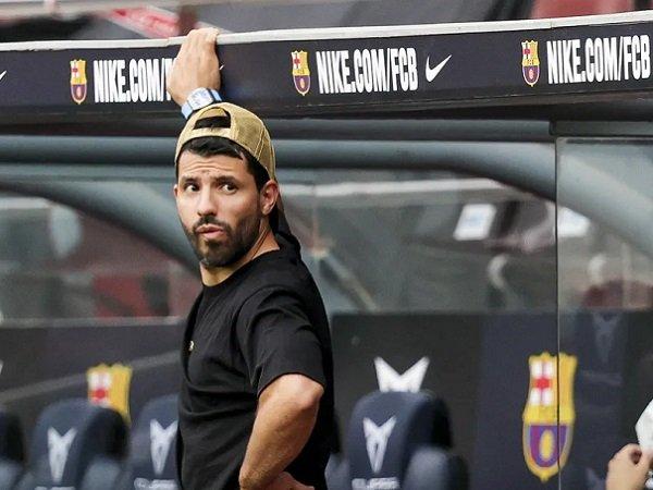 Penyerang anyar Barcelona, Sergio Aguero. (Images: Getty)