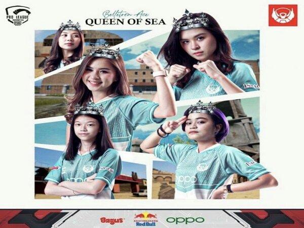 Belletron Ace Pertahankan Tahta Juara PMPL SEA Ladies Season 4