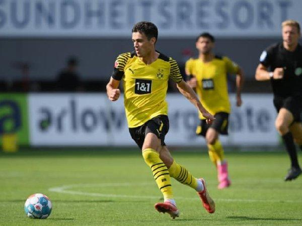 Gelandang Borussia Dortmund, Gio Reyna, alami cedera saat bela timnas