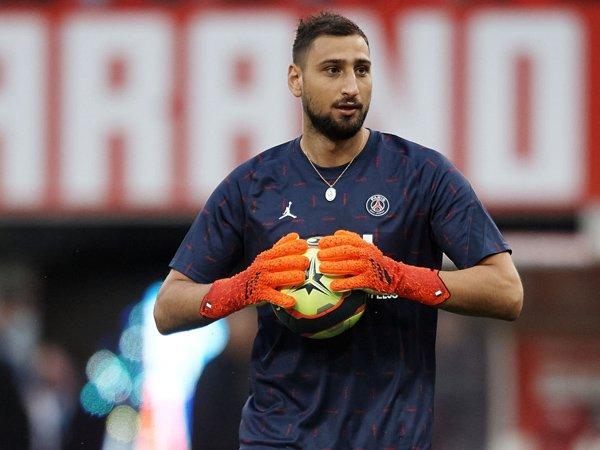 Kiper Paris Saint-Germain, Gianluigi Donnarumma.