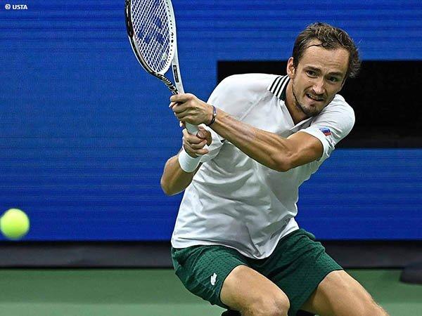 Daniil Medvedev kembali jejakkan kaki di perempatfinal US Open 2021