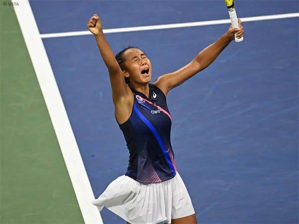 Leylah Annie Fernandez mendarat di perempatfinal US Open 2021