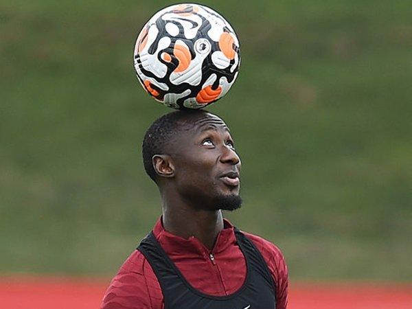 Liverpool Beri Update Tentang Kabar Keita yang Terjebak di Guinea